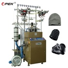 OPEK cap knitting machine and hat knitting machine CE ETL Approved