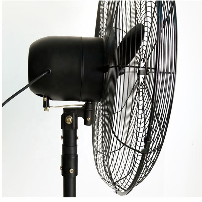 20 26 30 Inch Pedestal Plastic Blade Electric Price Cheap Copper Motor Industrial Stand Fan ventillateur ventiladores de pared