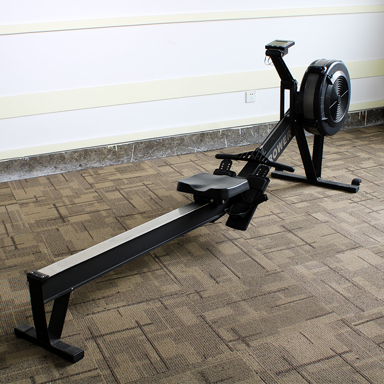 Cardio Exercise Gym Equipment Air Rower Rowing Machine,Rowing Machines Rower Exercise Equipment