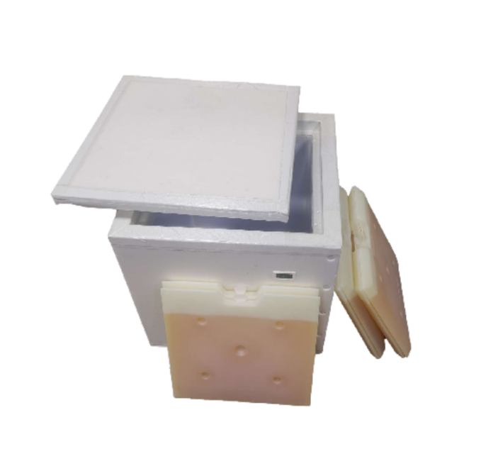 Cold Chain Boxes Medicine Cooler Box For Vaccine Transport