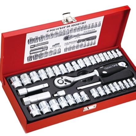 Продажа с фабрики, различные широко используемые длинные 24 шт. 3/8 дюйма набор гнезд dr.