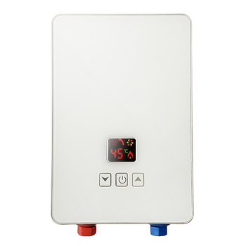 High quality electric tankless water heater instant hot shower heater