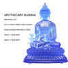 9-inch Pharmacist Buddha/Zun (Sophisticated)