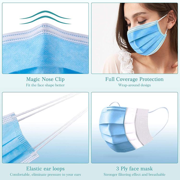 FFP2 маска 3 слоя Плоская Маска 2021 Хорошее качество низкая цена бестселлер одноразовый mascarilla складной респиратор для лица