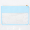 ice blue PVC Bags