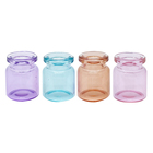 Injection Vials Vial Vial New Design Colorful Tubular Sterile Injection Vials Small Glass Vial