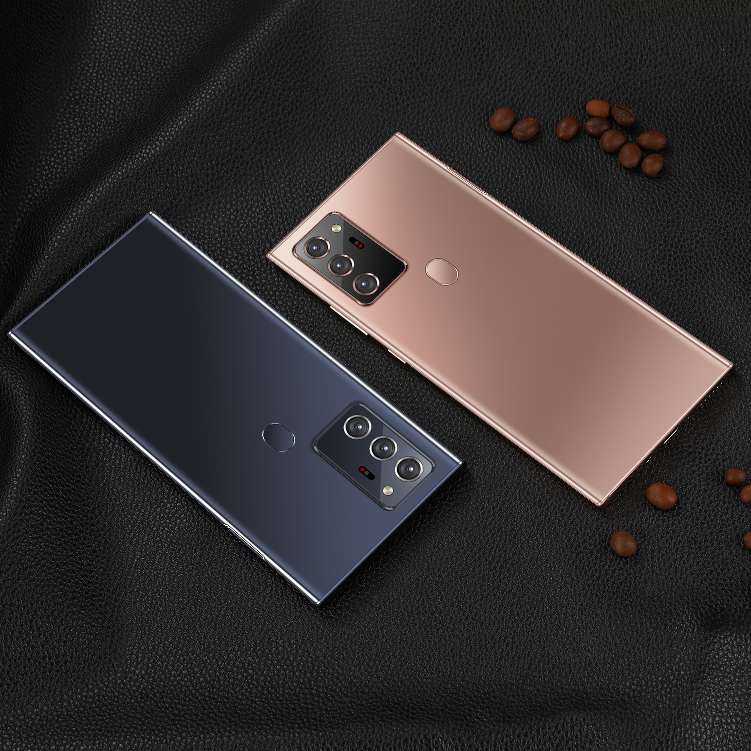 2021 Note30+ 6.9 inch 3840x2160 MTK6799 Android10.0 Smartphones 12GB+512GB 5G Cellphones 5600mAh Large Capacity Mobile Phone