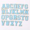 Blau alphabet( A-Z)