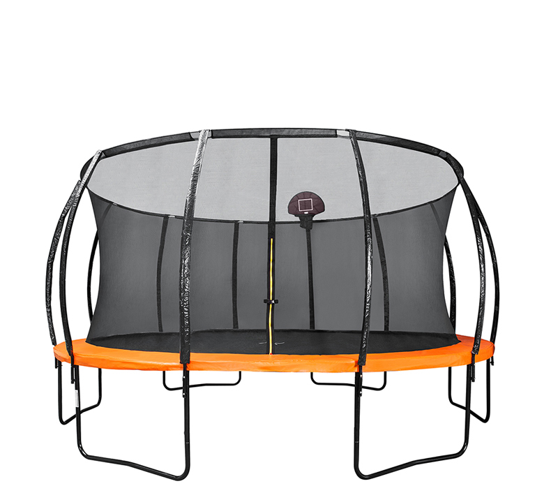 BunnyHi BC004 Inflatable Trampoline Exercise Adult Outdoor Commercial Gymnastic Trampoline On Sale