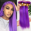 Straight Purple