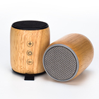 3W Wood Home Stereo Speaker Music Player In Car Personalized Music Box