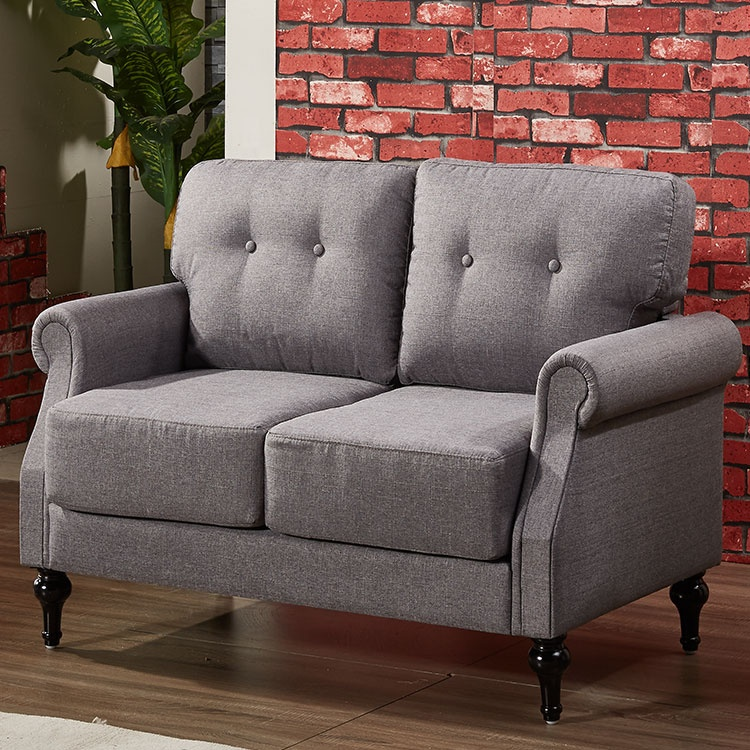 armchair with button fabric sofa set pictures l shaped fabric sofa high quality  living room modern fabric sofa
