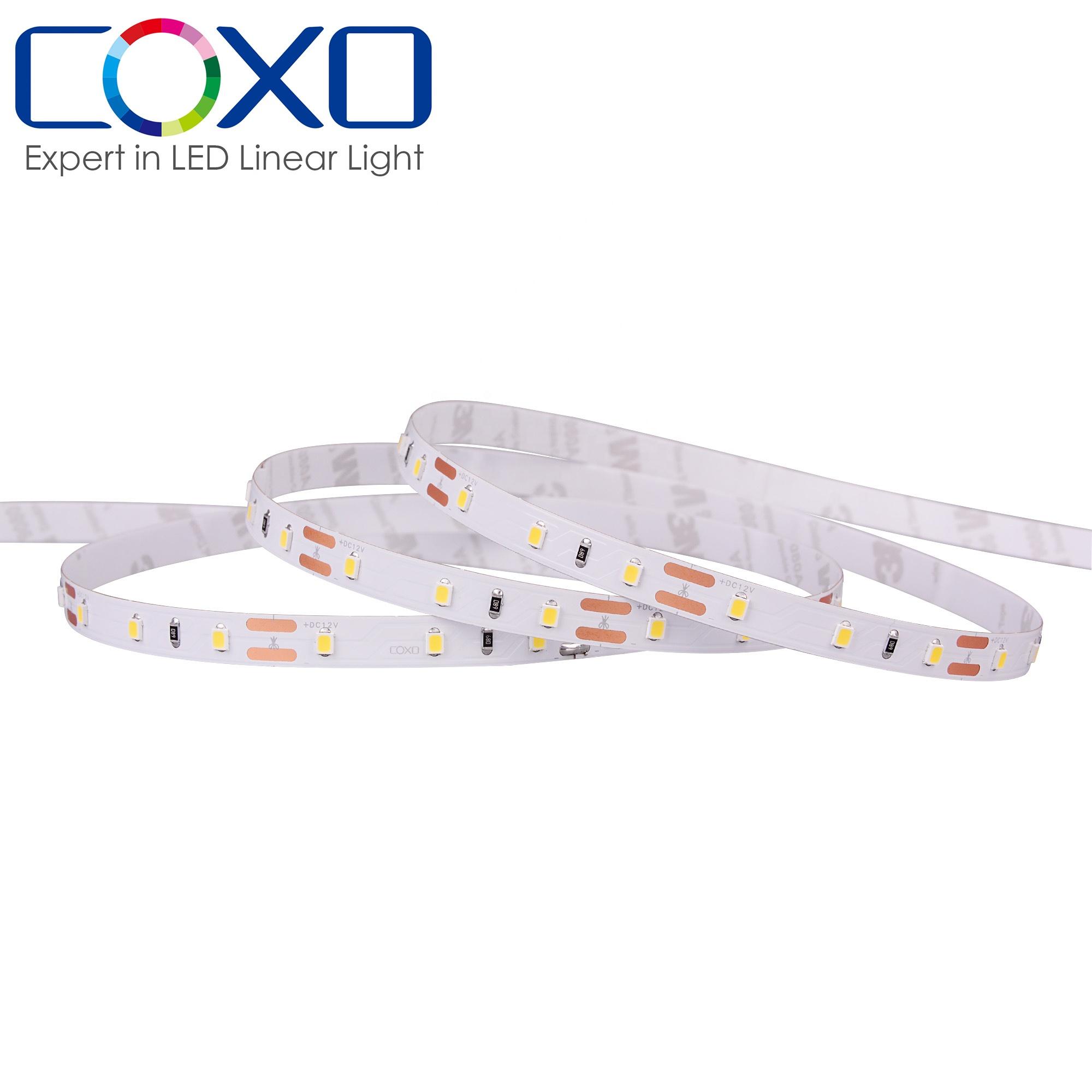 Высококачественные светодиодные лампы, сертифицированные UL CE RoHS 2835 60d 12v светодиодные ленты