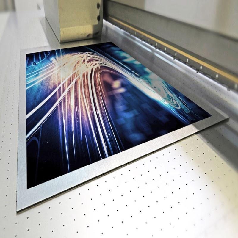 Алюминиевая 3 мм УФ-печать на Dibond ACP алюминиевые композитные панели Alucubond