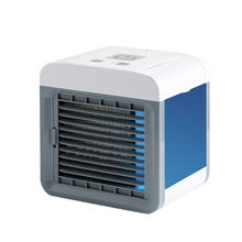 Мини-кондиционер, вентилятор водяного охлаждения, бытовой маленький воздушный кулер, настольный мини-кулер, небольшой кондиционер # Z(Китай)