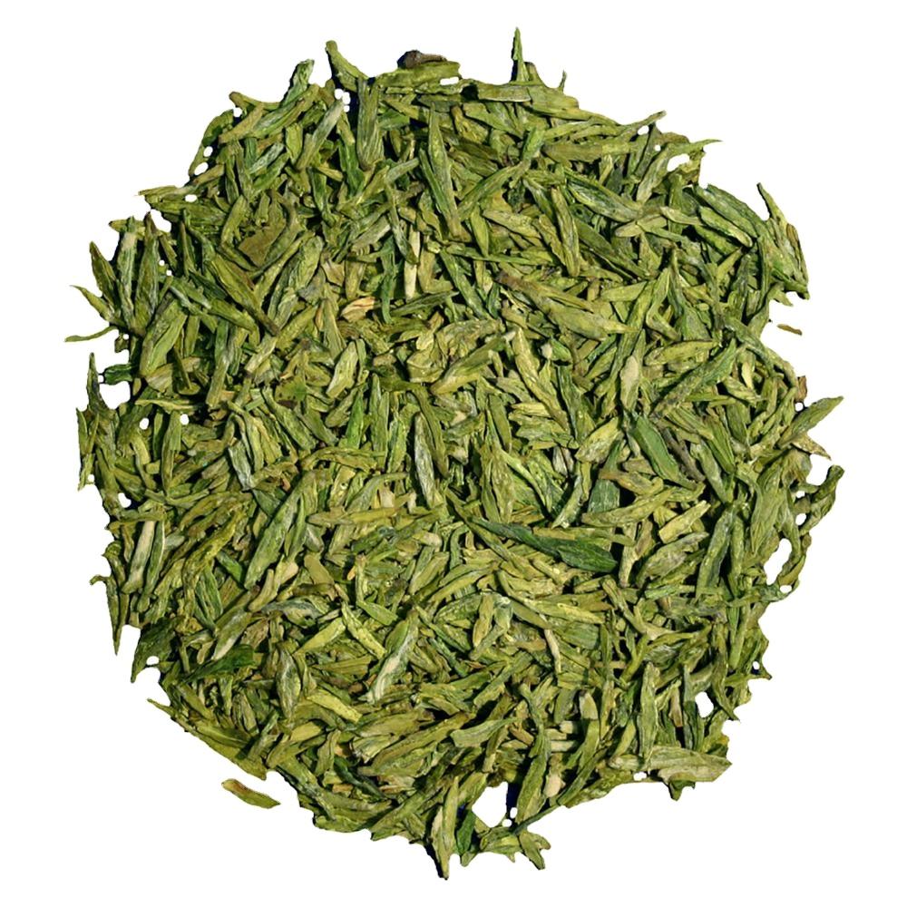 China Fresh Hangzhou Xihu Loose Green Tea Dragon Well Longjing Tea With Better Price - 4uTea | 4uTea.com
