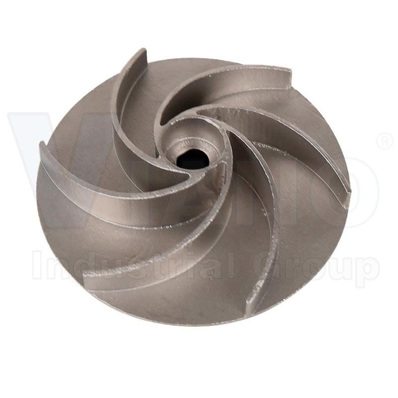 Pump Centrifugal Fan Impeller  Titanium investment casting