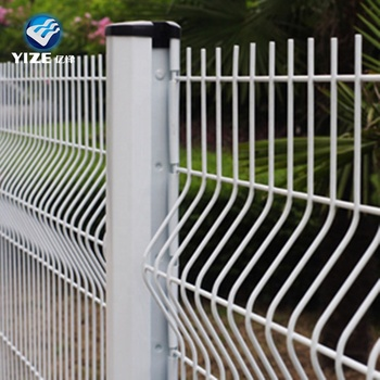 malaysia market Single & Double swing wire mesh fence gate designs