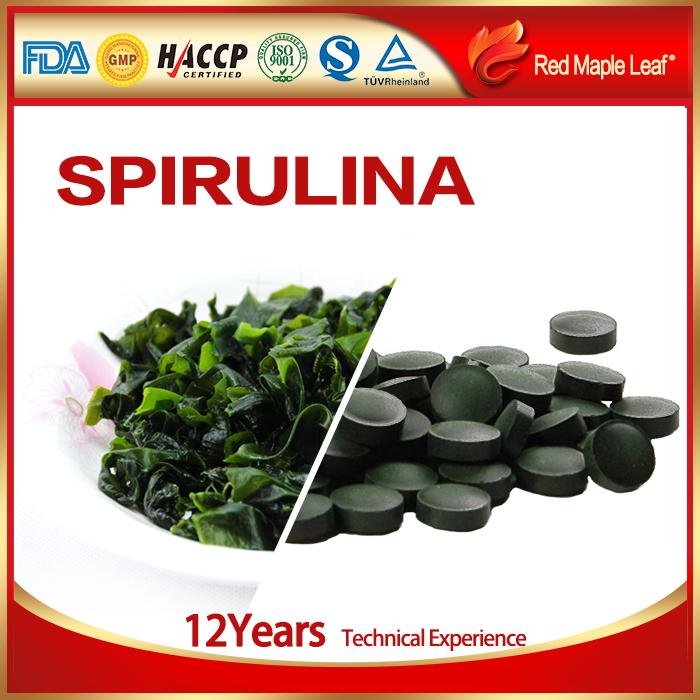 Натуральный органический спирулина в таблетках 250 мг, цена