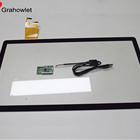 Touch Custom Size PCAP 13.3 14 15.6 17.3 18.5 19 21.5 23.6 24 27 30 Inch Capacitive Touch Glass Touch Screen Panel