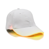 White Cap with Yellow Lights