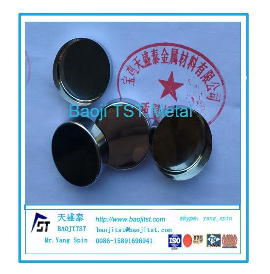 Молибденовая чаша Mo1, 99.95% молибденовый тигель для плавки