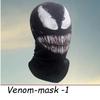 Venom mask-teeth