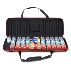 Chip Poker Chips Set Aluminum Casino Chip Poker Box Game Poker Chips 500 Set Eva Hard Case