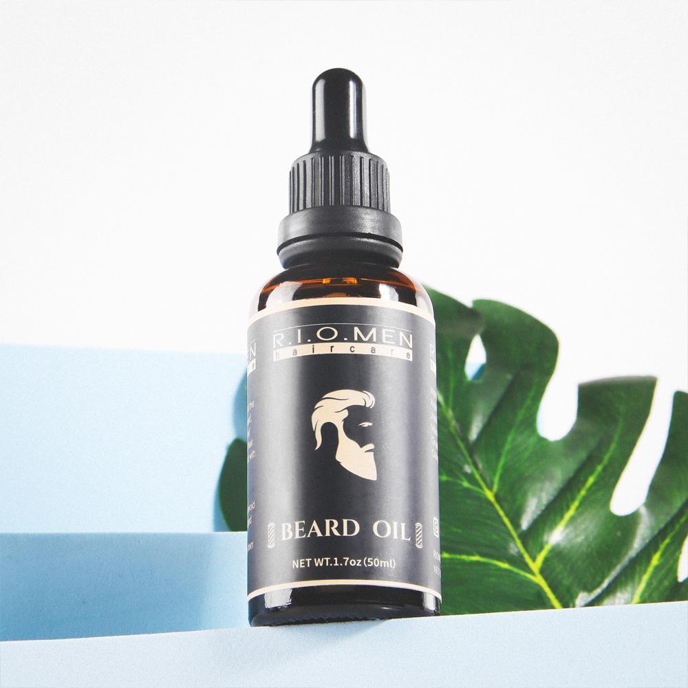 Оптовая продажа, индивидуальная торговая марка, лучший уход для мужчин, лечение бороды, сглаживание, питание, натуральное органическое масло для роста бороды для веганов