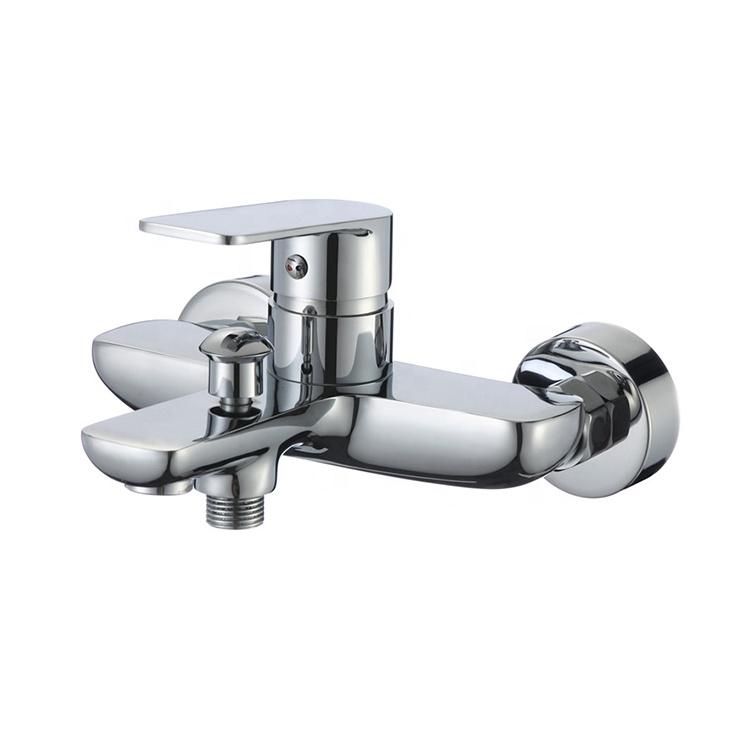 B0024-E китайский поставщик Frap, смеситель для ванны и душа, смеситель для холодной и горячей воды, латунный Смеситель для ванны