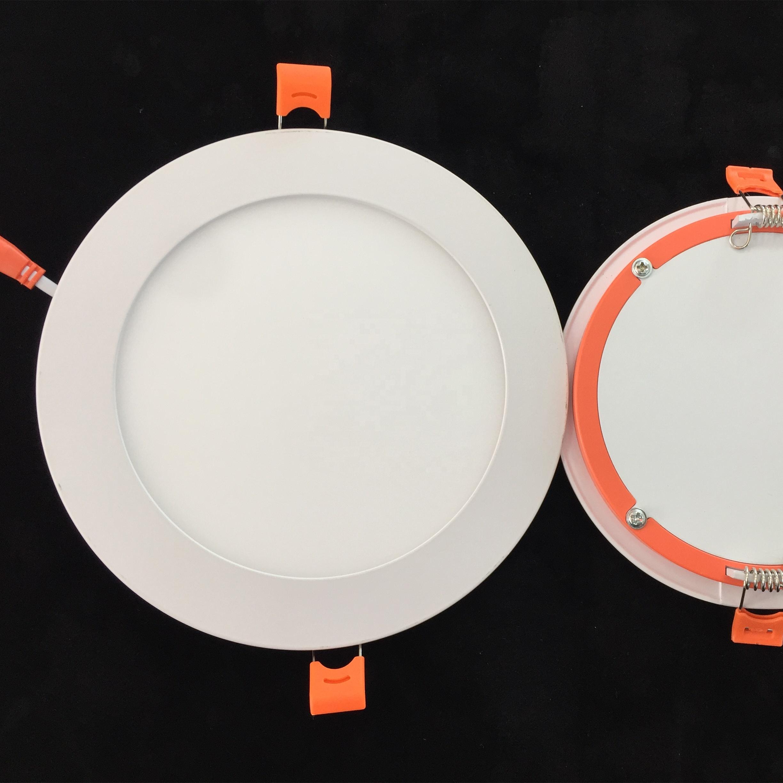 China manufacturer Round LED panel lights 18W 24W LED panel 36W aluminum LED panel
