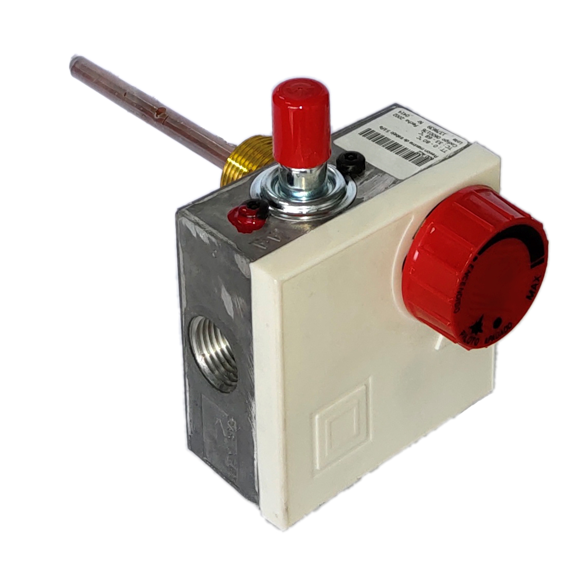Thermostatic Multifunctional gas control