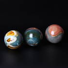 Stone Wholesale Natural Healing Ocean Stone Crystal Ball Crystal Sphere For Decoration