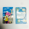 PP material luggage tag