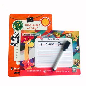 2021 A5 Soft Magnetic Whiteboard Sticker Fridge Presentation Boards School Message Boards Writing Escolar Dry Erase White Board - Yola WhiteBoard | szyola.net