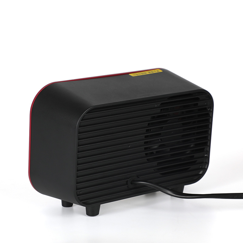 Portable table air duct type elegant heater fan electric for indoor use