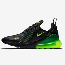 Оригинальные спортивные мужские кроссовки Nike Air Max 270, дышащие, удобные, амортизирующие, Нескользящие, прочные, классические кроссовки AH8050(Китай)