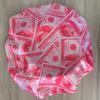 satin pink money