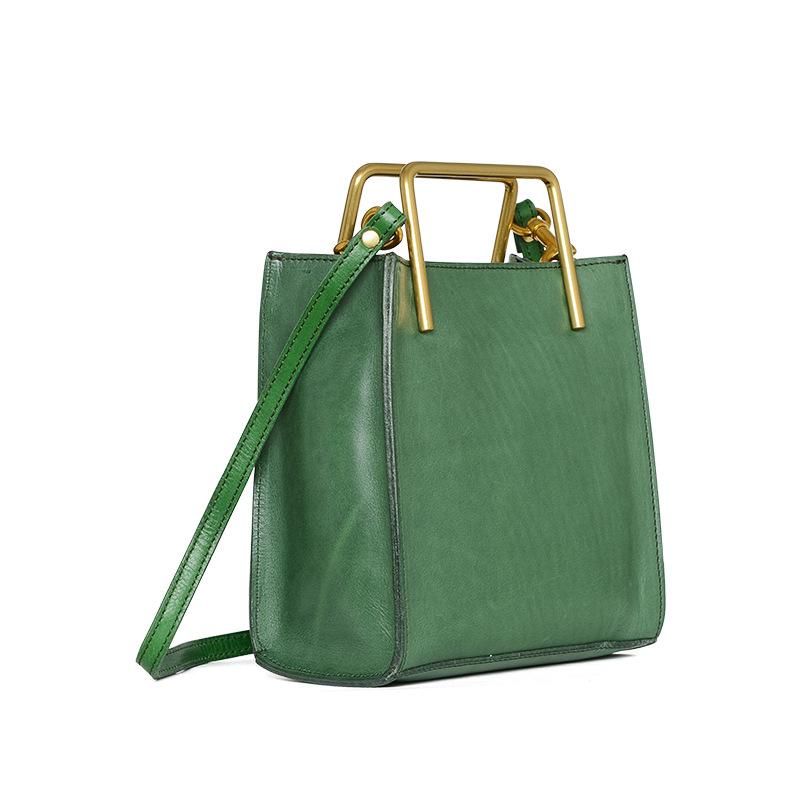Genuine leather Shoulder Bags Cross Body Messenger Bag for Women luxury handbag Customized tote handbags
