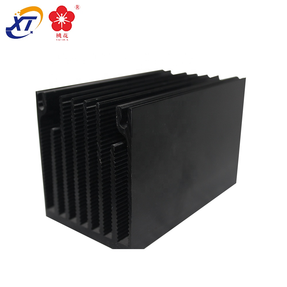 China heatsink aluminum extrusion aluminum profile 6061