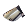 Silver-Hard long lens
