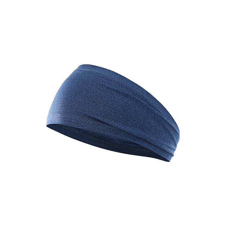 Высокое качество, Лидер продаж на amazon, спортивные повязки на голову для тренировок и бега, эластичный логотип на заказ
