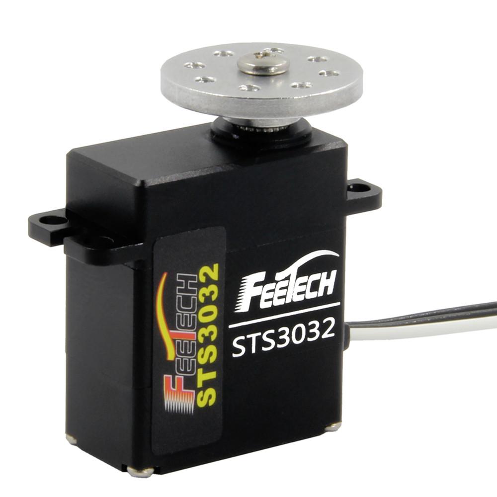Маленький магнитный сервопривод FEETECH STS3032 6 в 4,5 кг