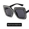 C1 Black frame black lens