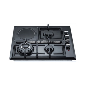 2017 table stainless steel wok gas burner cooktops/gas hob/gas stove outdoor