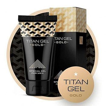 HOT SALE 1pc TITAN GEl GOLD Intimate Gel for Man Penis Enlargement Cream for Dick Growth Thicker Increase Xxl Sex Long Time