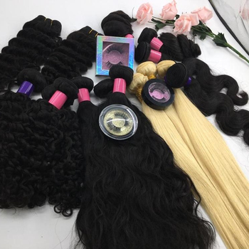 Free sample Bundle High Quality Cheap Wholesale Human Hair Weave Factory Price Malaysian Virgin Hair