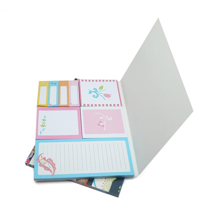 Китай, оптовая продажа, набор для блокнотов с цветочным принтом на заказ