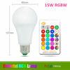 E27 RGB+Cool White 15W