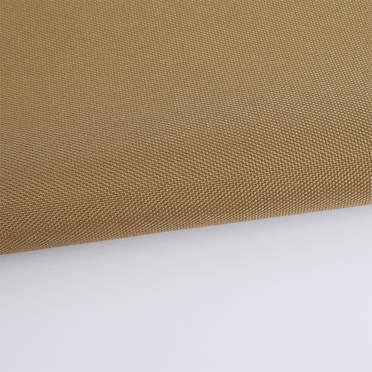 600d waterproof polyester oxford fabric with pvc laminated